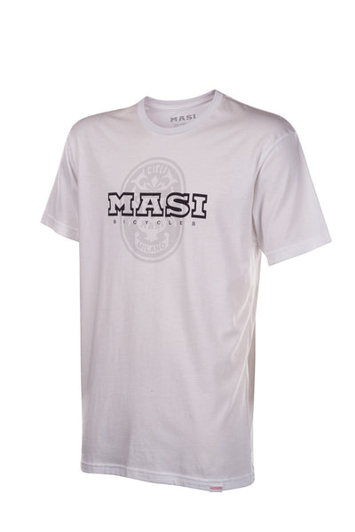 Masi Badge White