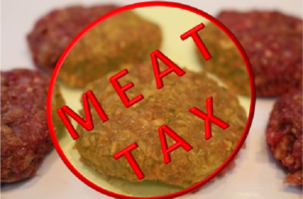 Is it time to tax meat?