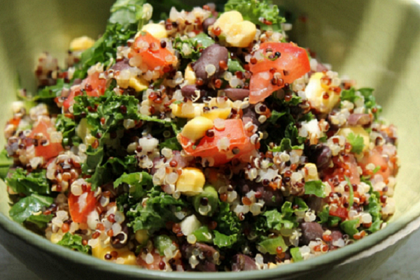 Black Bean & Rice Medley Salad - GF