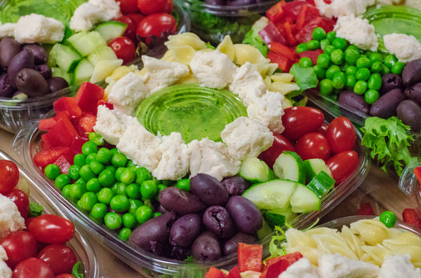 Festive Colours Salad