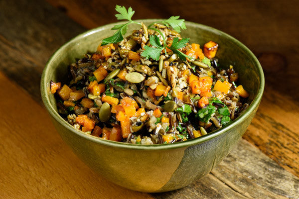 Wild Maple Butternut Salad