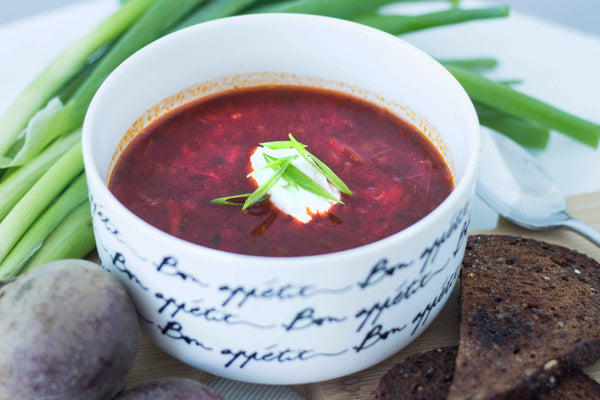 Bloody Borscht +3 to Vampire protection