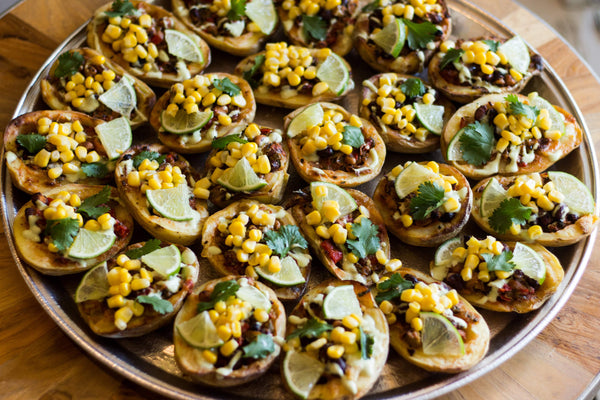 **New** Loaded Mexican Potato Skins - GF