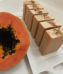 Papaya and Honey Facial Bar