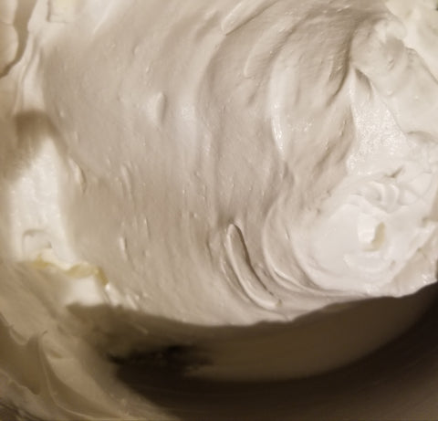 Triple Whipped Buttercream