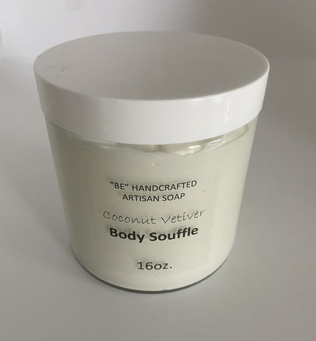 Coconut Vetiver Body Souffle