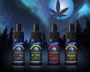 Blue Moon CBD Sampler Pack