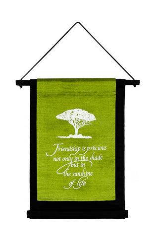 Friendship Small Banner