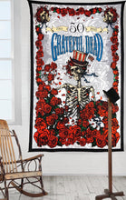 3D Tapestry - Grateful Dead 50th Year Anniversary