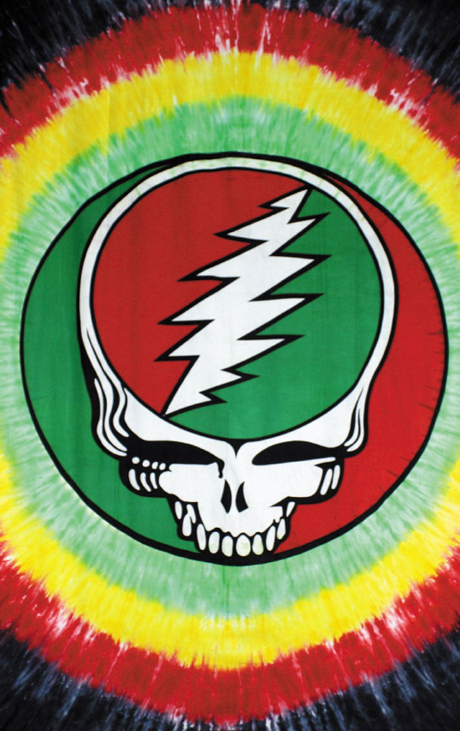 Grateful Dead Tapestry - Rasta Steal Your Face