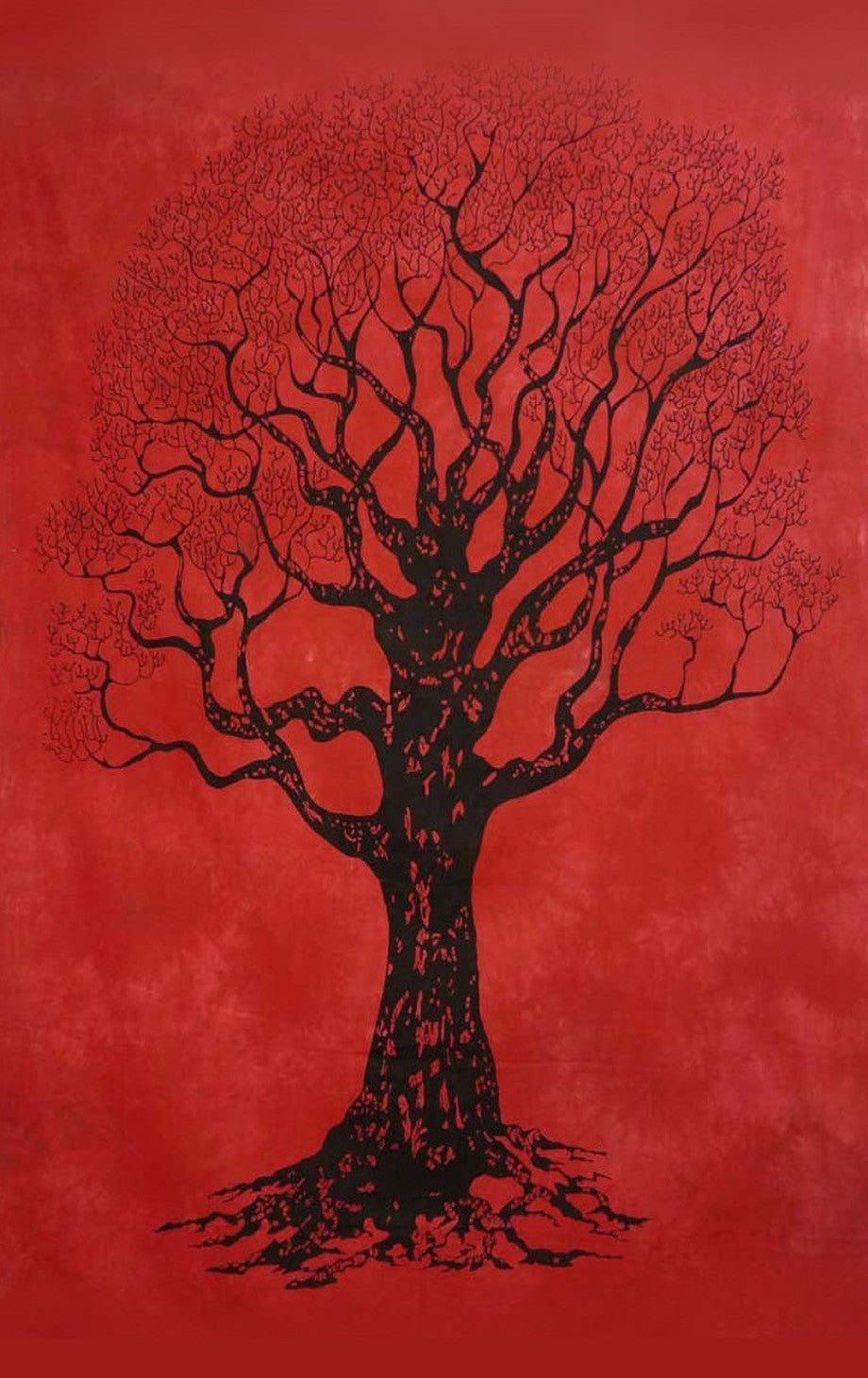 Tree Indian Tapestry