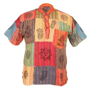 Colorful Men's Shirt