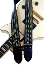 Arrow Ribbon Guitar Strap