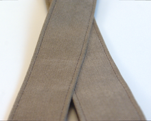 The Herringbone Guitar Strap