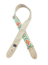 Geo Multi Ribbon Guitar Strap