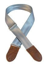 Classic Seatbelt Guitar Strap - Powder Blue