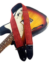 Red Diamond Guitar Strap *limited run*