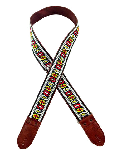 The Irie Guitar Strap