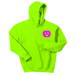 The Plug Hooded Sweatshirt [Neon Green]