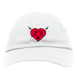 Heart Plug Dad Hat