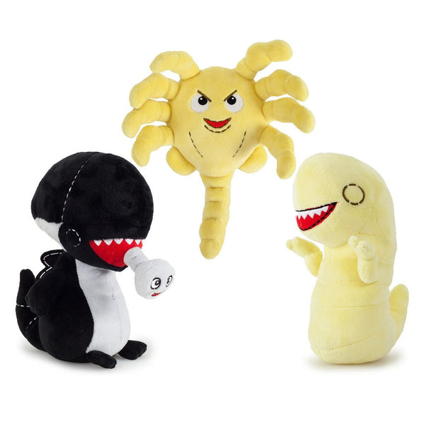 "ALIEN PHUNNY 8"" PLUSH"