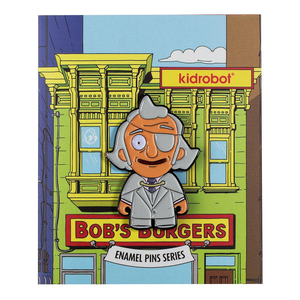Bob's Burgers Enamel Pin Blind Box Series