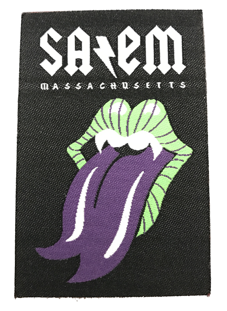 Salem Metal - Woven Patch