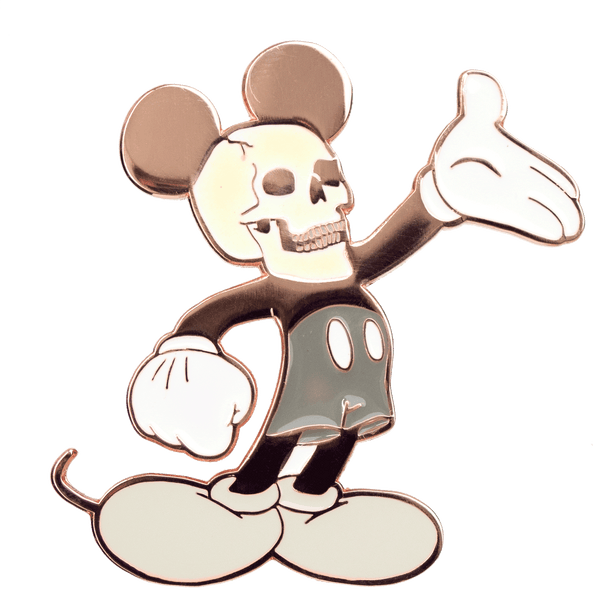 Dead Disney Hard Enamel Pin