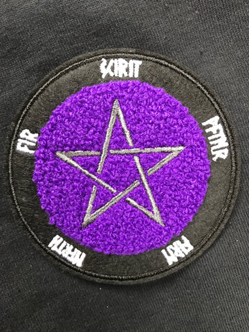 Pentacle Iron-On Patch