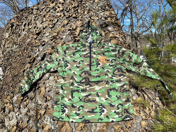 Herb Hunter (packable waterproof jacket)