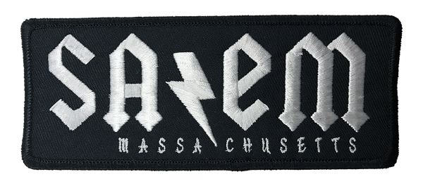 Salem - Embroidered Patch