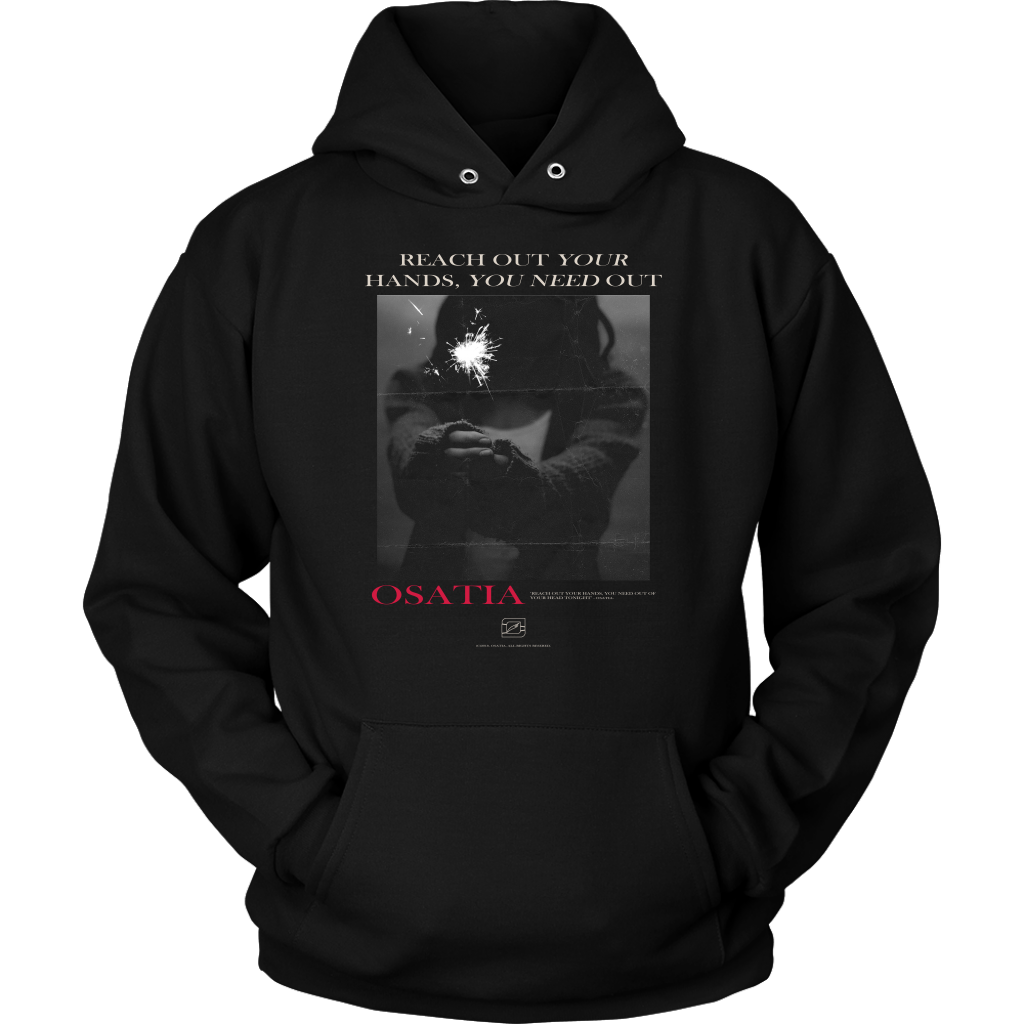Osatia - Reach Out Your Hands Hoodie