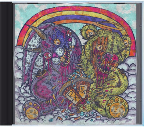 The Bunny The Bear - Afterglow CD
