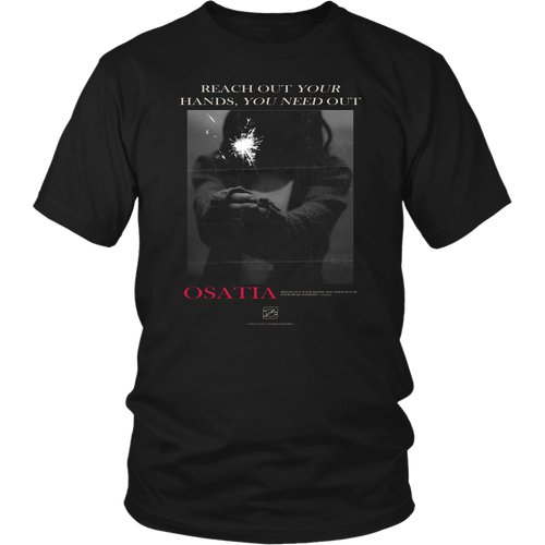 Osatia - Reach Out Your Hands Shirt