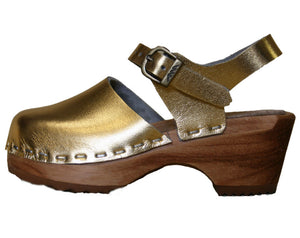 Children's Sandal Clogs - made in Minturn, CO
