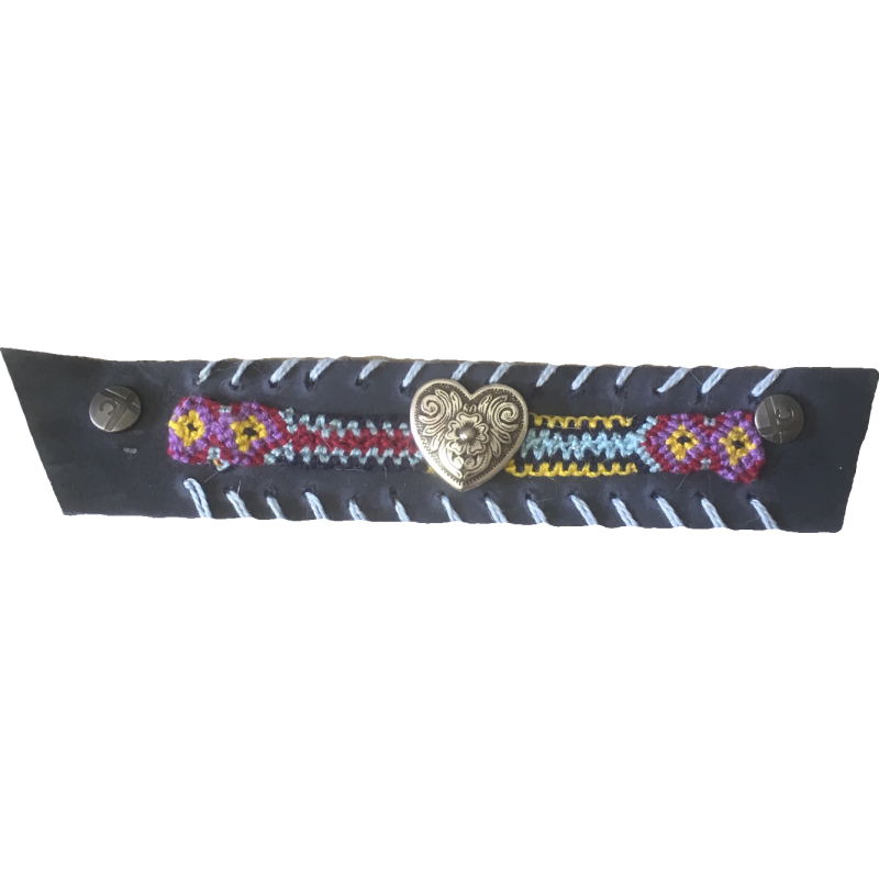 Limited Edition Elvira Boho Strap Snap Strap