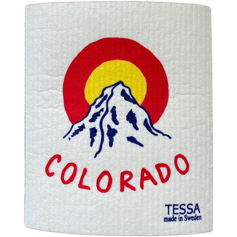 Tessa Colorado Dish Cloth