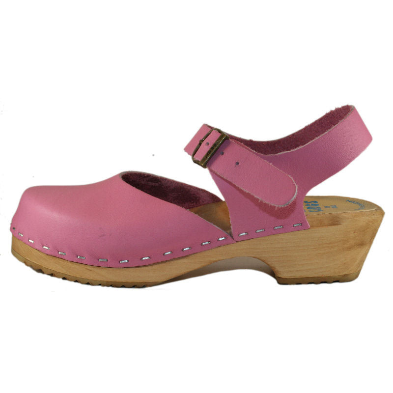 Traditional Hot Pink Marina Sandal