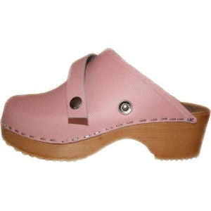 Children's Tessa Pink Clogs