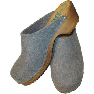 Traditional Heel Wool Granite