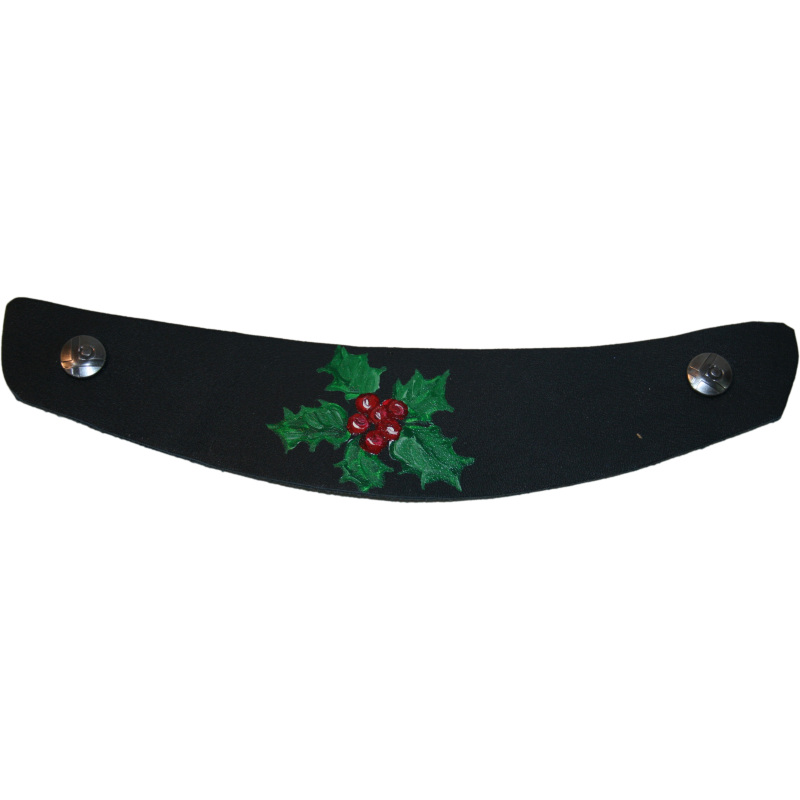 Black Holly Snap Strap