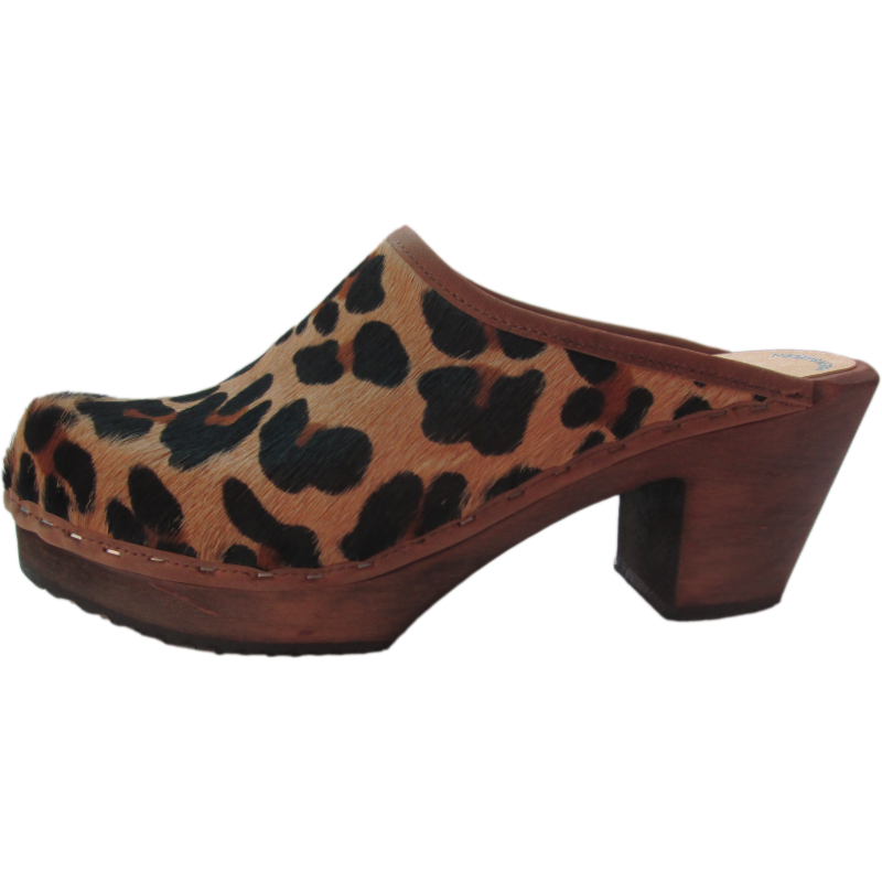 High Heel Leopard