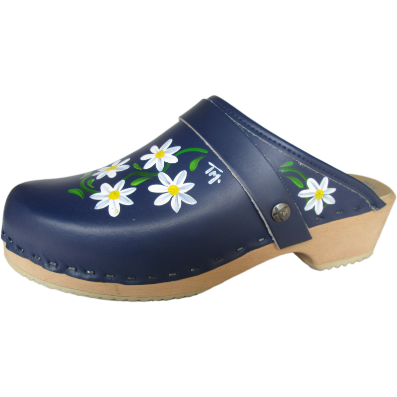 Traditional Heel Blue Axelina - In stock
