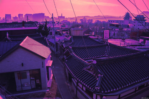 Daydreaming in Japan