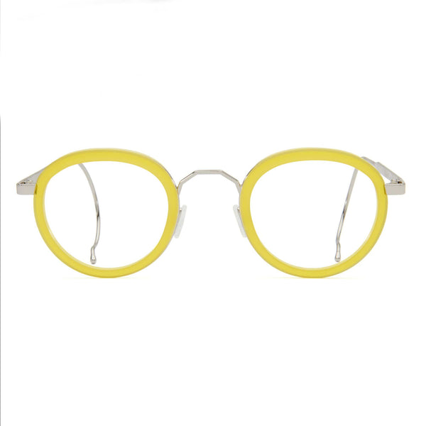 London Fields Spectacles - Limoncello - Home Try-On