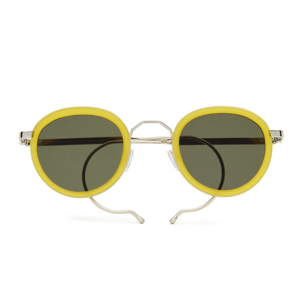 London Fields Sunglasses - Limoncello - Home Try-On
