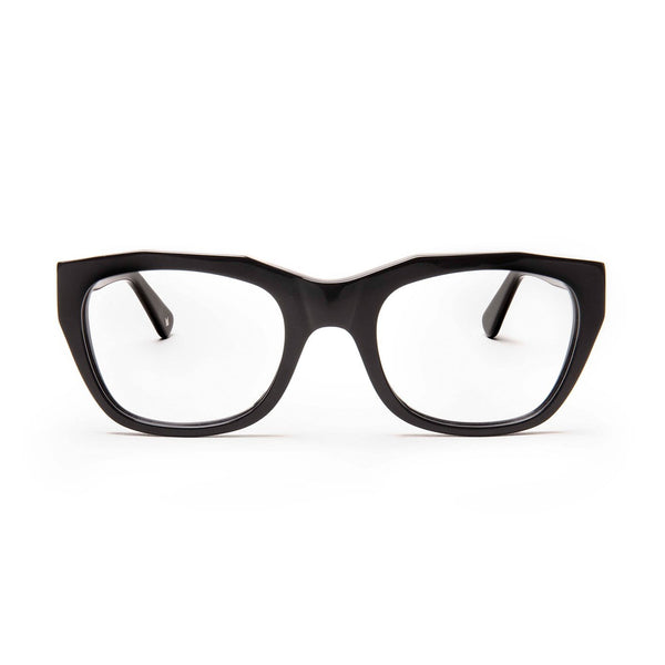 Gràcia Spectacles -  Black - Home Try-On