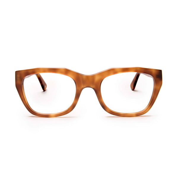 Gràcia Spectacles - Light Tortoise - Home Try-On