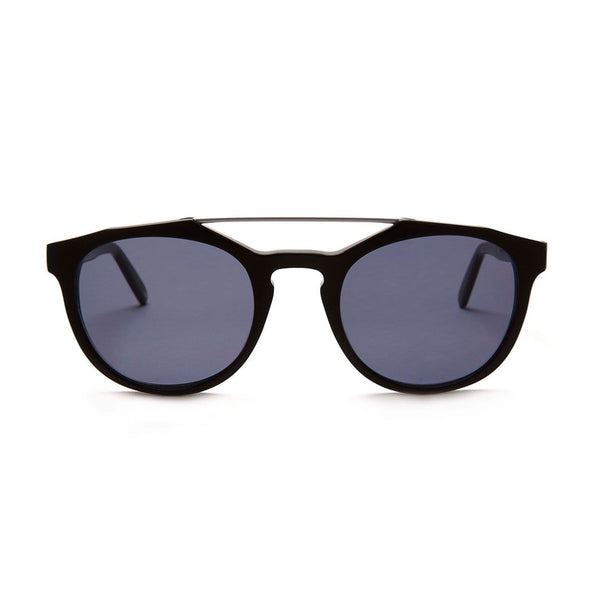 Kreuzberg Sunglasses - Black - Home Try-On