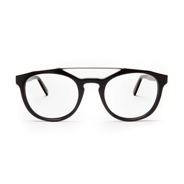 Kreuzberg Spectacles - Black - Home Try-On